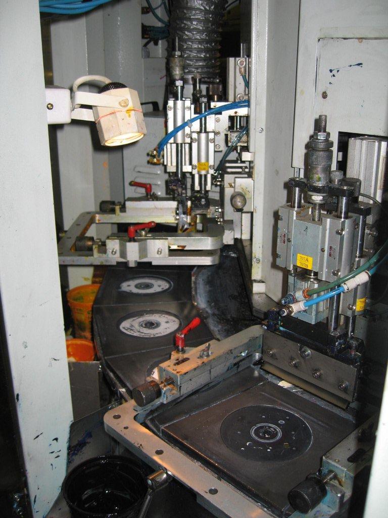 Hanky Screen Printer Model Cd 5000ve Symcon Group