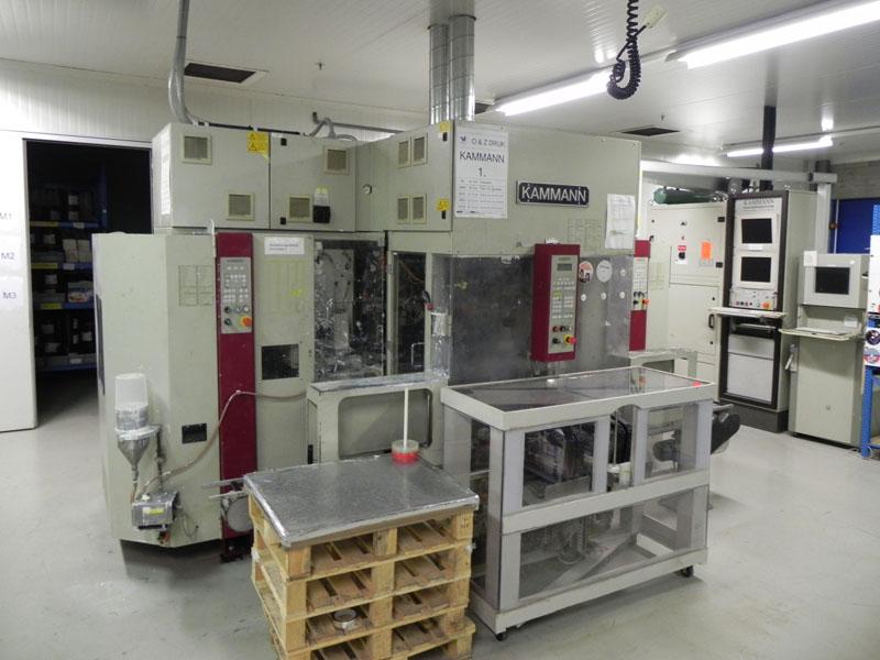 Kammann Offset Printing Machine 2002 Symcon Group