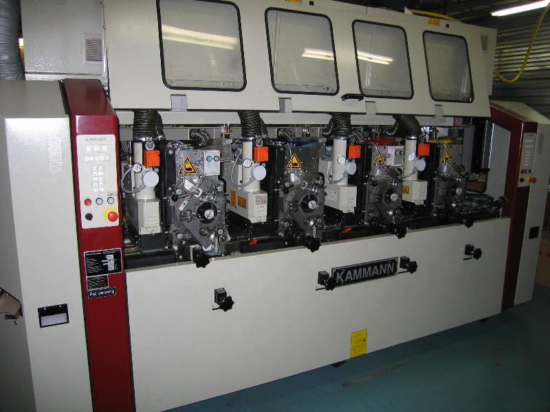 Kammann Offset Printing Machine 2005 Symcon Group